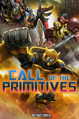 Transformers News: Transformers: Legends CALL OF THE PRIMITIVES - starts today!