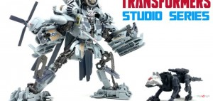 New Video Review of Transformers Studio Series Leader Class Grindor and Ravage