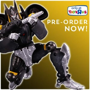 Transformers News: Toys R Us Australia to Stock Transformers Masterpiece MP-34S Shadow Panther, Pre Orders Open