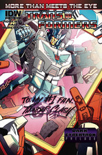 Transformers News: Transformers: More Than Meets the Eye #22 Sneak Peek