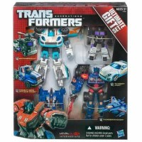 Transformers News: Transformers Generations Ultimate Gift Set Pre-Order on HTS with In-Package Image