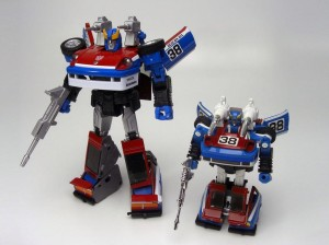 Transformers News: Shogo Hasui Presents A Showcase Of Masterpiece Smokescreen