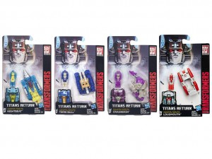Transformers News: AJ's Toy Chest Newsletter: Powermaster Optimus Prime, Blaster, Titan Masters In Stock!