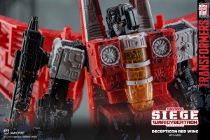 Awesome new Images of Transformers Generations Select Red Wing