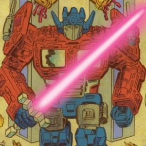Transformers News: IDW Transformers vs. G.I. Joe: Interview with Tom Scioli Part 2