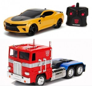 Transformers News: New Images Of Hollywood Rides Transformers Bumblebee RC By Jada Toys