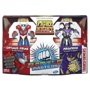 Transformers News: Transformers Battlemasters Fight Net Battle Set