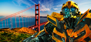 Transformers News: Transformers Universe: Bumblebee Interview with Jonathan Hook on Location and Production