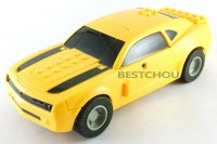 Transformers News: Kazi Brick 8024 Bumblebee King