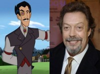 Transformers News: Transformers Rescue Bot's Tim Curry Recovering After Major Stroke