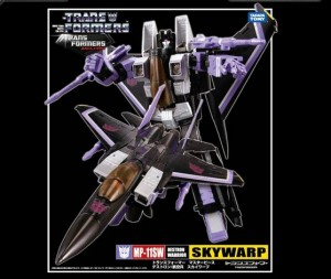 TFsource Weekly Source News: Masterpiece Skywarp, TR Fortress Maximus, Lupus, Pheonix and more