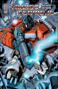 Transformers News: Transformers Ongoing #1 sells out, second printing to be released December 2nd