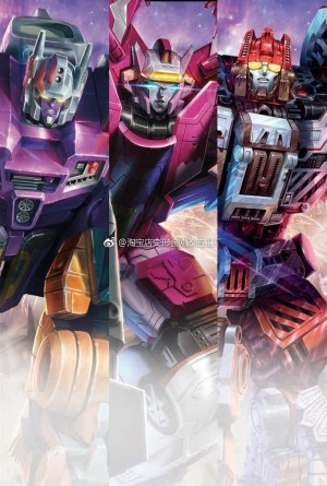 Transformers News: More Images from Transformers: Power of the Primes - Abominus, Elita-1, Deluxes and More