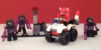 Kre-O Transformers Stealth Bumblebee and Decepticon Ambush Sets Reviewed