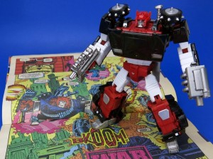 Transformers News: Additional In-Hand Images: Takara Masterpiece MP-12G G2 Sideswipe