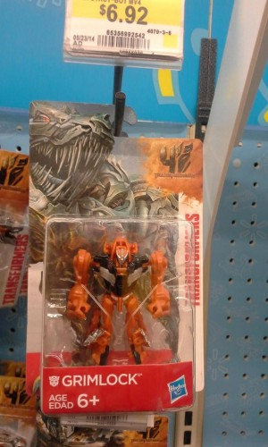 Age of Extinction Legion Figures Spotted in Canadian Retail