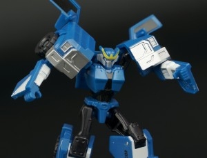 New Galleries: Robots In Disguise Legion Class Steeljaw, Strongarm, Bumblebee and Optimus Prime
