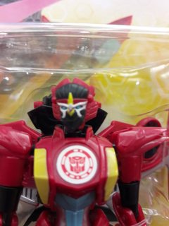 New Robots in Disguise Windblade Warrior Redeco with Battlemask Revealed