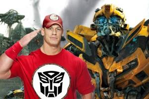 "John Cena says ""Bumblebee"" is a ""wonderful reboot"""