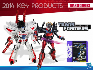 Transformers News: Toy Fair 2014 Coverage Begins: Transformers Generations Deluxe Windblade Revealed!