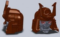 Transformers News: HeadRobots New Creations: Blood and Gyro