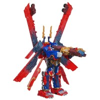 "Transformers News: Year of the Dragon Ultimate Optimus Prime Available Through Toys""R""Us Canada"
