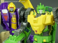 Transformers News: New Galleries: Transformers Generations Voyager Class Blitzwing and Springer