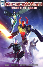 Transformers News: iTunes Preview - Micronauts: Wrath of Karza Feat. Hasbro Universe