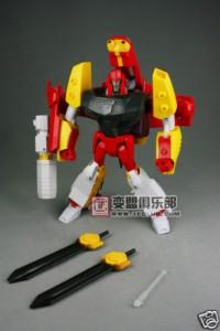 Transformers News: Animated Leader Megatron Prototype up on Ebay