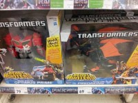 Transformers News: Transformers Prime Beast Hunters Ultimate Class Released in Australia