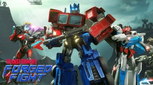Transformers News: New Trailer for Transformers Forged to Fight from Kabam