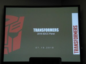 Hasbro Transformers Panel: Siege, Bumblebee, Reissues, Hall of Fame, Cyberverse #SDCC2018 #HasbroSDCC