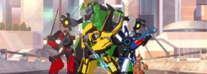 Jeff Kline on Transformers: Robots In Disguise Tone and Setting