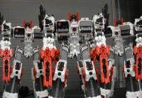 Transformers News: First Look at Takara Tomy Titan Class Metroplex