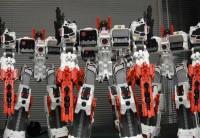 Transformers News: First Look at Takara Tomy Titan Class Metroplex