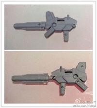 Transformers News: TFC Designs New Hercules Rifle