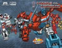 Transformers News: Transformers Ongoing #1 Preview *Spoilers*