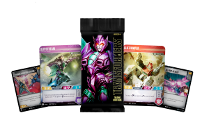 Transformers News: Hasbro's Transformers Trading Card Game Details, plus Convention Edition at SDCC 2018 #SDCC2018 #HasbroSDCC