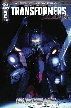 IDW Transformers: Galaxies #2 Review