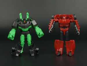 New Galleries: Robots In Disguise Legion Grimlock and Sideswipe plus 3-Step Optimus