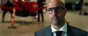 Transformers News: Stanley Tucci Confirmed to Return in Transformers: The Last Knight