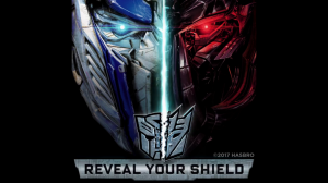 Transformers News: Reveal Your Shield Week Day 4 - Laura Haddock and Transformers: The Last Knight Turbo Changer Optimus