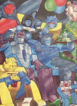 Transformers News: Happy New Year 2014 from Seibertron.com!!!