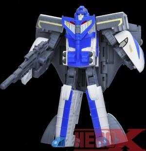 Million Publishing Transformers Generation 2014 Vol.1 Exclusive Revealed - Shouki with Targetmaster Daniel