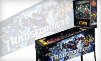 Transformers News: Save 21% on Stern's Transformers Pinball Machine!