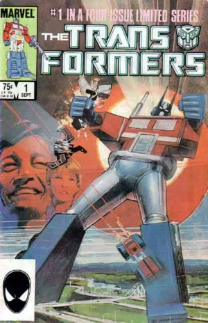 Transformers News: Hero-X To Publish Classic Marvel Transformers Comics in Japanese translation