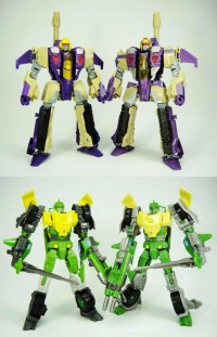 Transformers News: In-Hand Images of Upcoming Takara Tomy Generations and Go! Figures