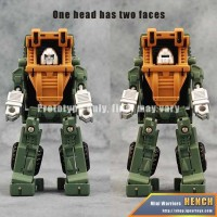 iGear Mini Warrior MW-03 Hench Will Feature Two Faces