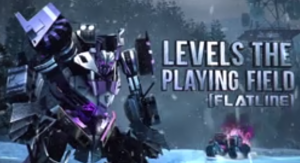 Transformers: Universe Character Spotlights - Macro and Flatline