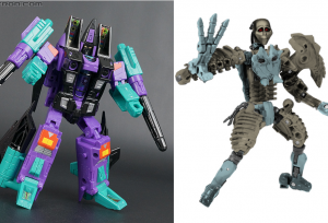 Product Codes Found for Transformers Generations Selects G2 Ramjet and Transmutate